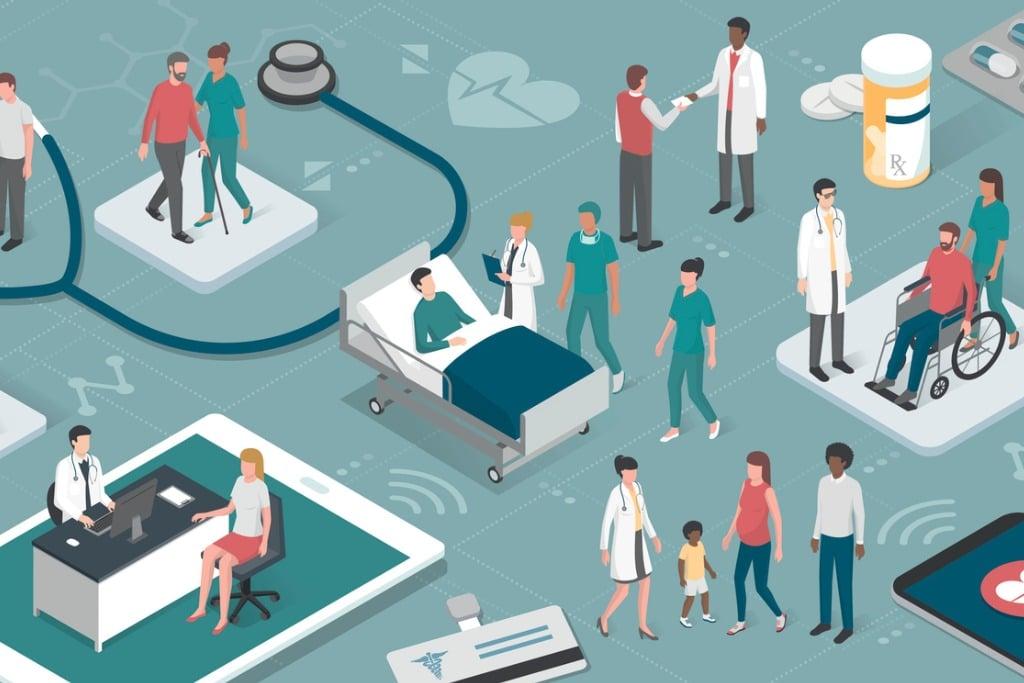 Parcours de soins, parcours de santé