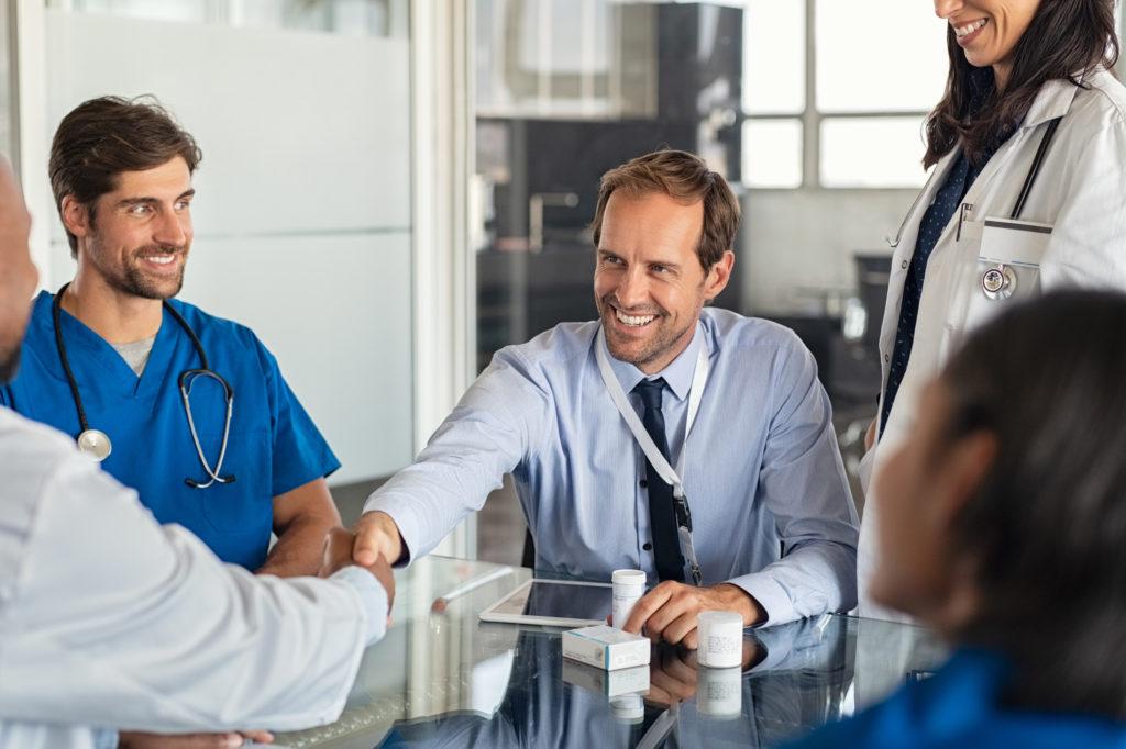 Parcours Key Account Manager (KAM) et Directeurs des marchés hospitaliers
